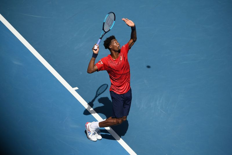 Crowd favourite Gael Monfils is the top seed at this year