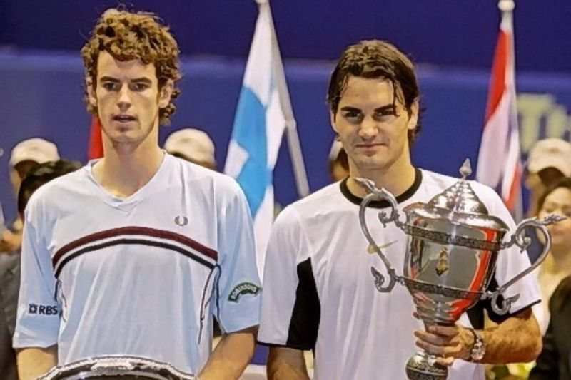 Federer lifts his 2nd Bangkok title in 2005 in as many appearances at the tournament