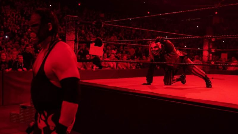 Kane and The Fiend