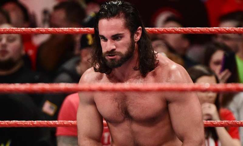Seth Rollins has to be unhappy with the announcement