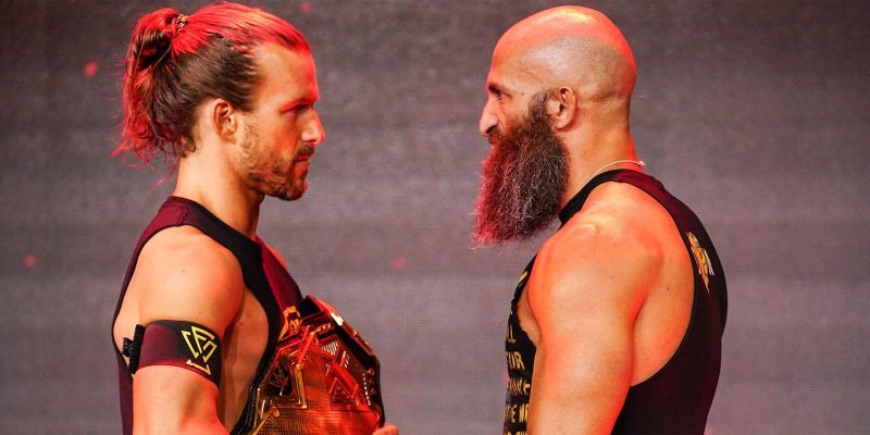 Adam Cole vs Tommaso Ciampa