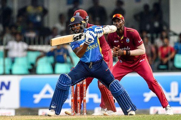 श्रीलंका की रोमांचक जीत