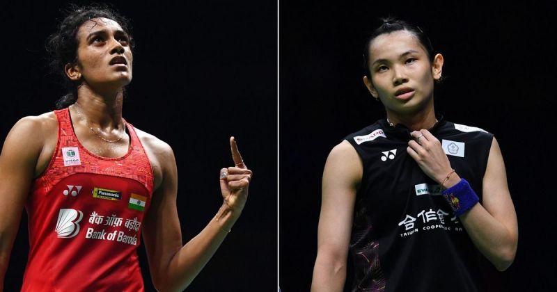 PV Sindhu and Tai Tzu Ying
