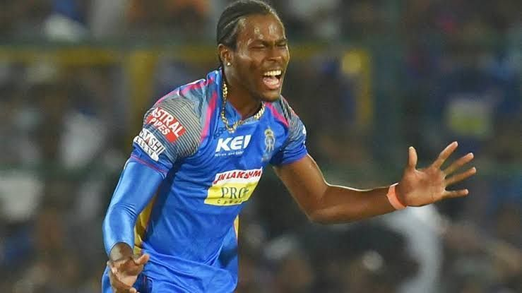 Jofra Archer has had a brilliant last 12 months