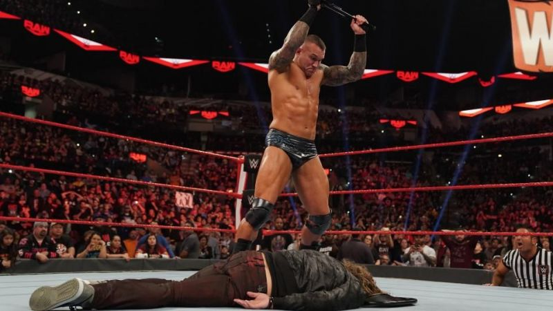 What does The Viper have to say about his vicious attack on Edge?