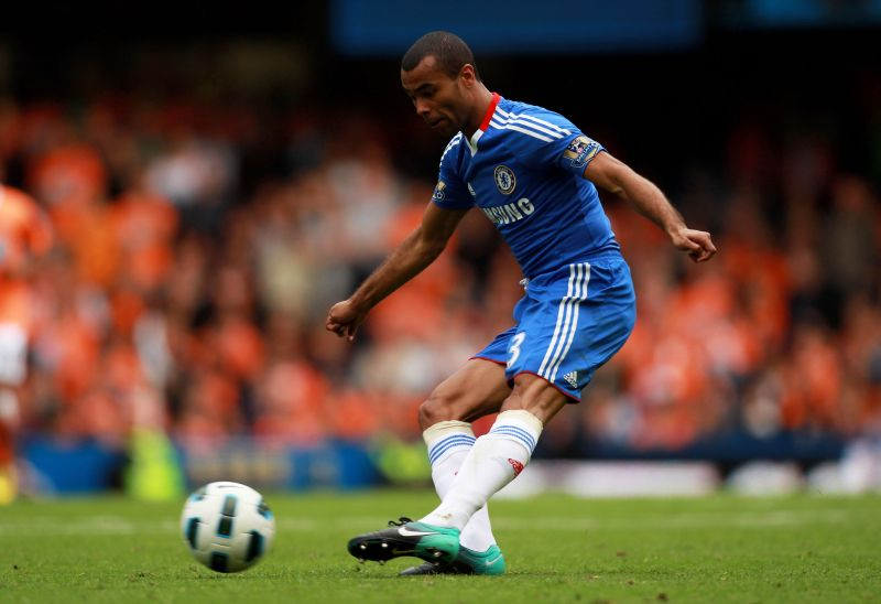 Ashley Cole is widely regarded as the greatest fullback in Premier League history