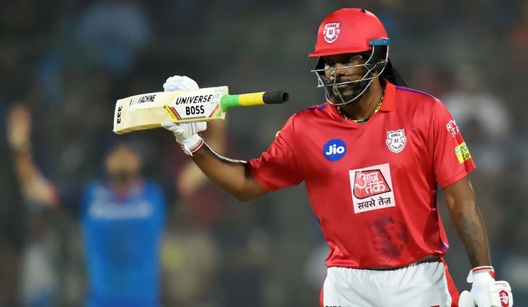 Gayle will be one of the oldest players to play the IPL 2020