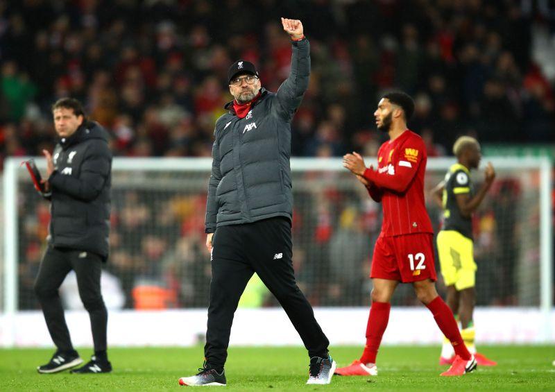 Liverpool didn