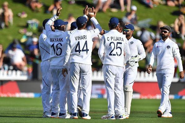 मुश्किल में भारतीय टीम