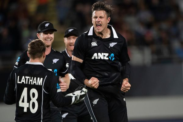 A comfortable win for New Zealand