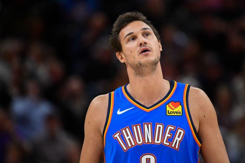 Danilo Gallinari is among the NBA
