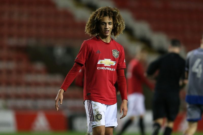 Mejbri has impressed at the youth level