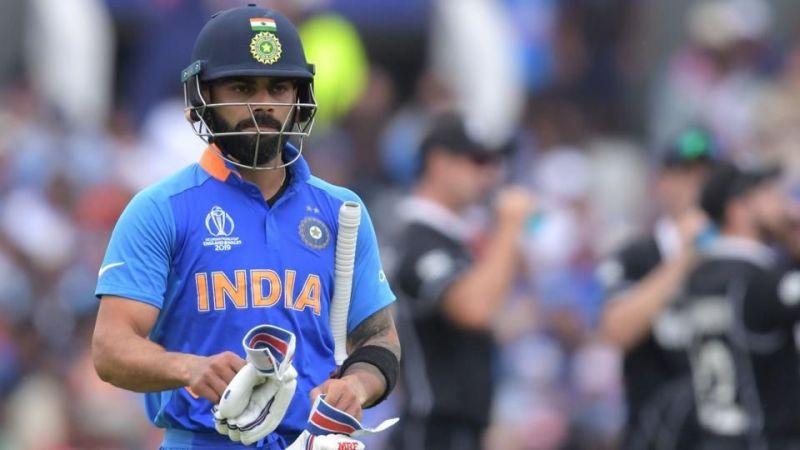 The batting collapse cost India the game against New Zealand