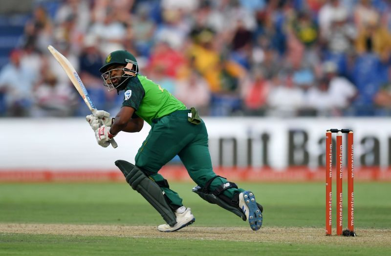 Bavuma insisted that he was in the team due to his performances and not because of the transformation rule