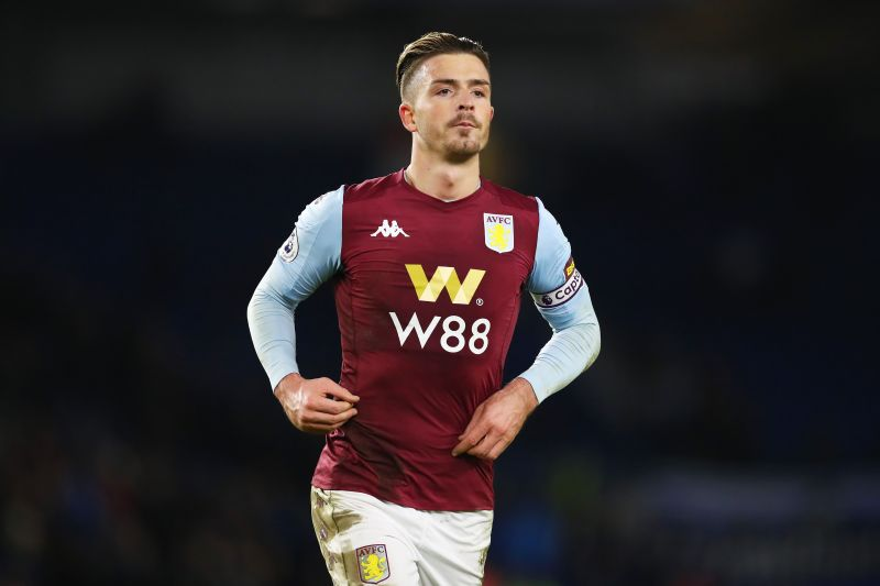Jack Grealish might be the Premier League