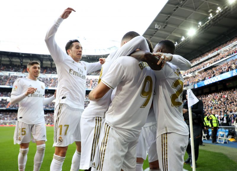 Real Madrid are in top form under Zidane