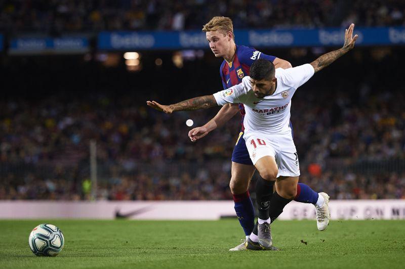 Ever Banega has been incredible for Sevilla