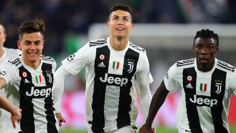Juventus have a strong squad