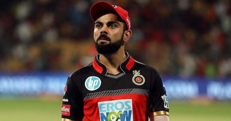 Virat Kohli is the leading run-getter in IPL