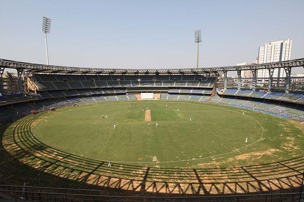 वानखेड़े स्टेडियम मुंबई