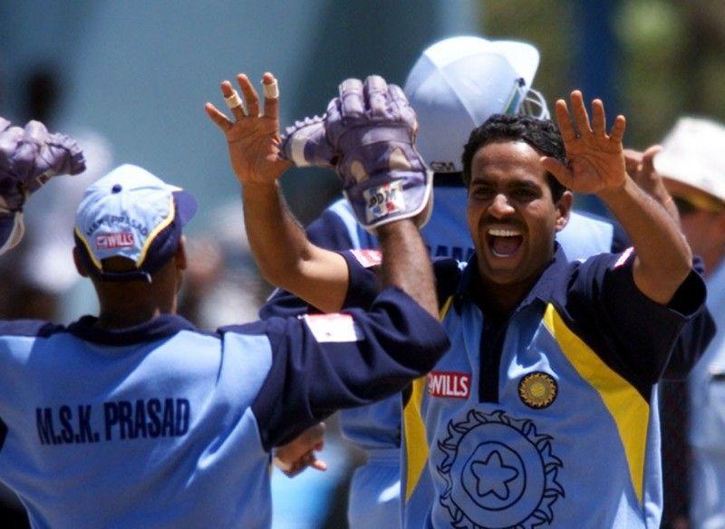 Sunil Joshi played 15 Tests and 69 ODIs