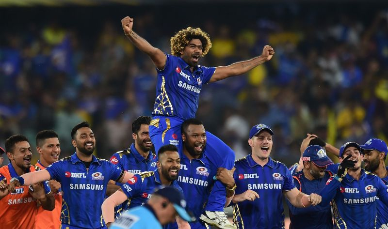 Lasith Malinga joined the Mumbai Indians in the inaugural edition of the IPL