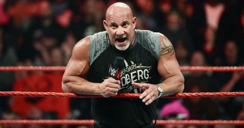 Goldberg turning heel would be a breath of fresh air.