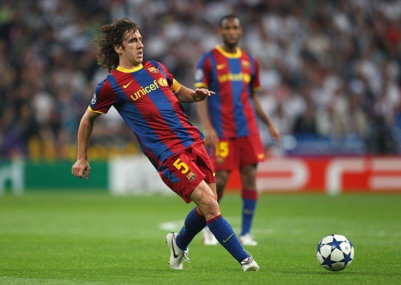 Real Madrid v Barcelona - UEFA Champions League Semi-Final