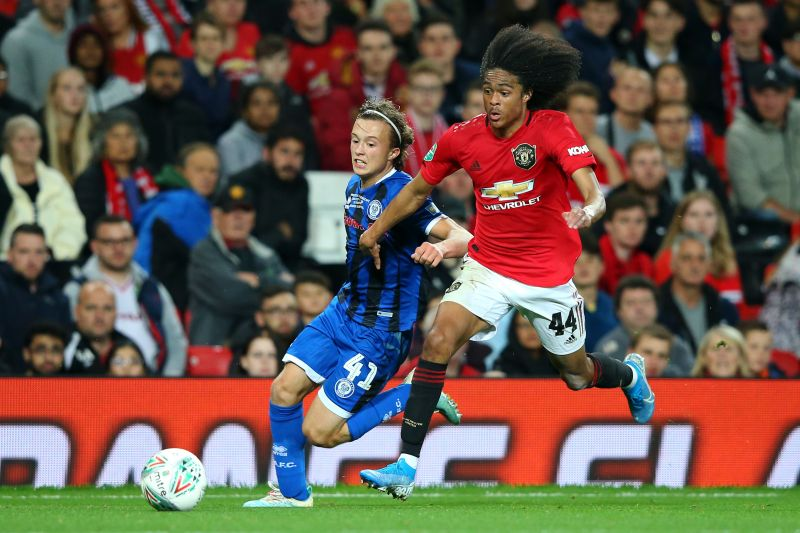 Tahith Chong looks set to sign a long term contract extension at the club