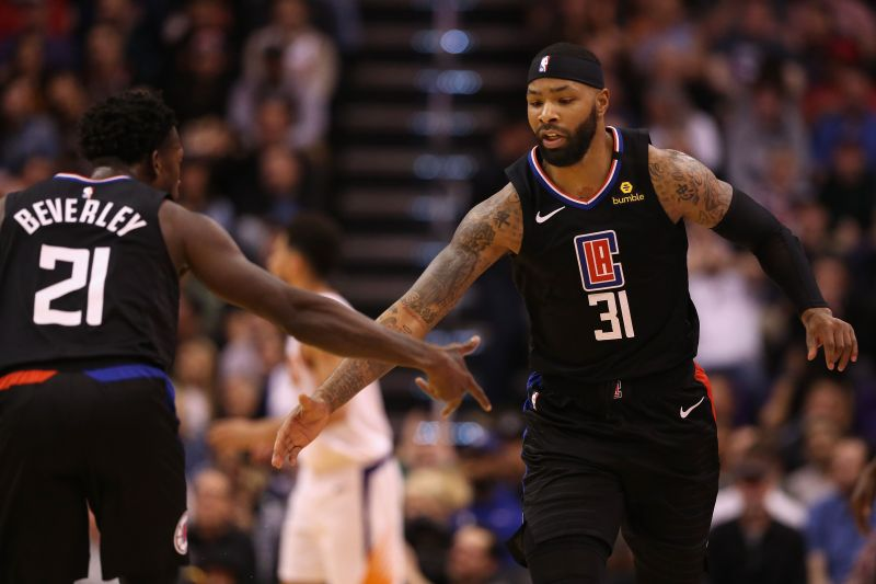 Marcus Morris Sr. signed with Los Angeles Clippers in February 2020