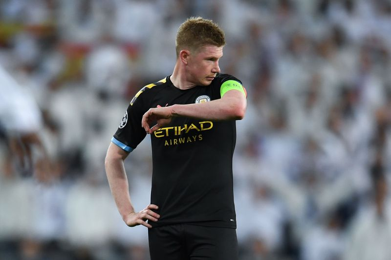 Can Manchester City hold on to Kevin De Bruyne without ...