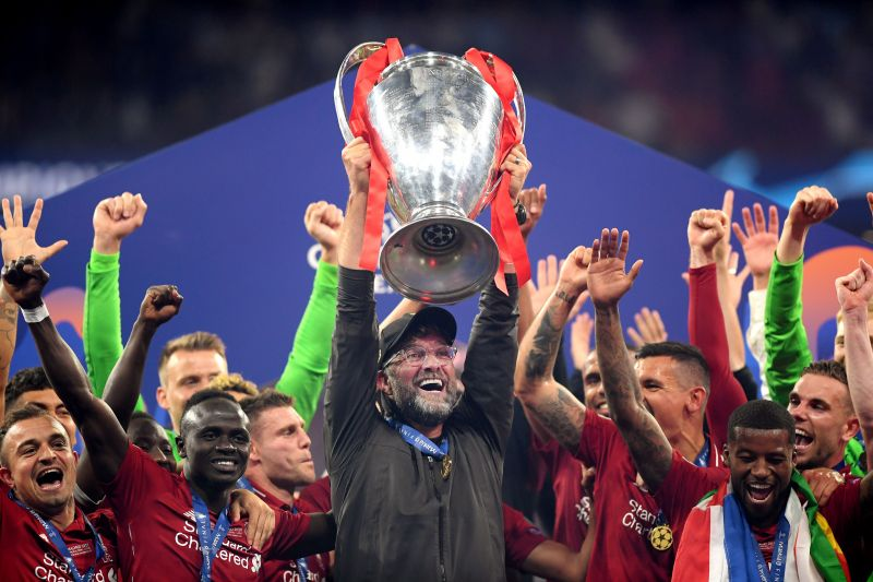 Jurgen Klopp is committed to delivering more Champions League glory at Liverpool