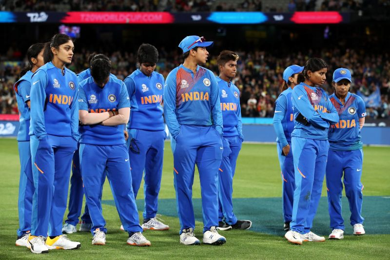 India were beaten by Australia in the T20 World Cup Final