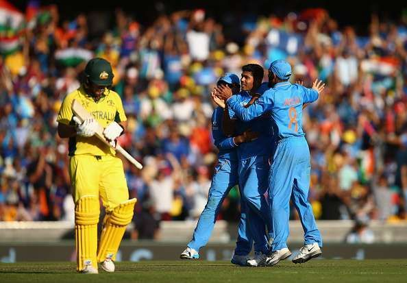 Australia lost the all-important wicket of David Warner to Umesh Yadav in the fourth over