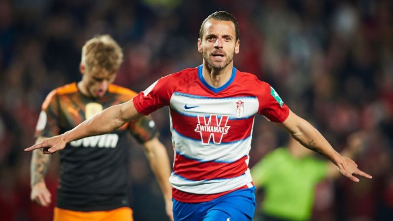 Soldado these days is more proficient in collecting cards than scoring goals