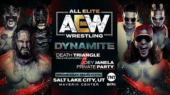 Death Triangle will be in action on Dynamite