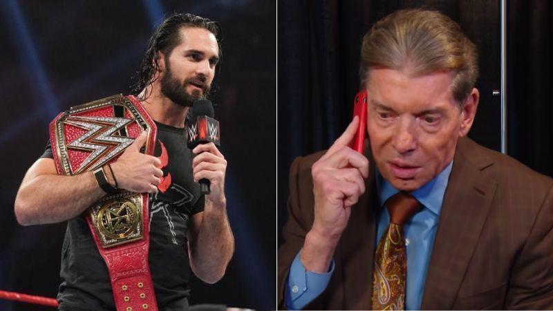 Seth Rollins has always received a push in WrestleMania season