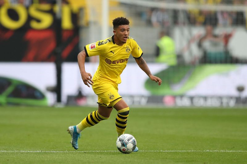 Sancho is arguably the most wanted player in Europe right now