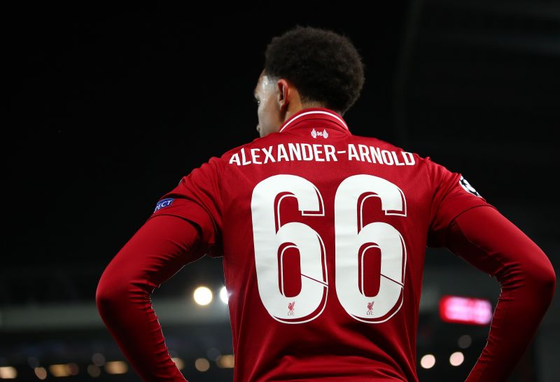 Trent Alexander-Arnold has 12 assists in the Premier League this season