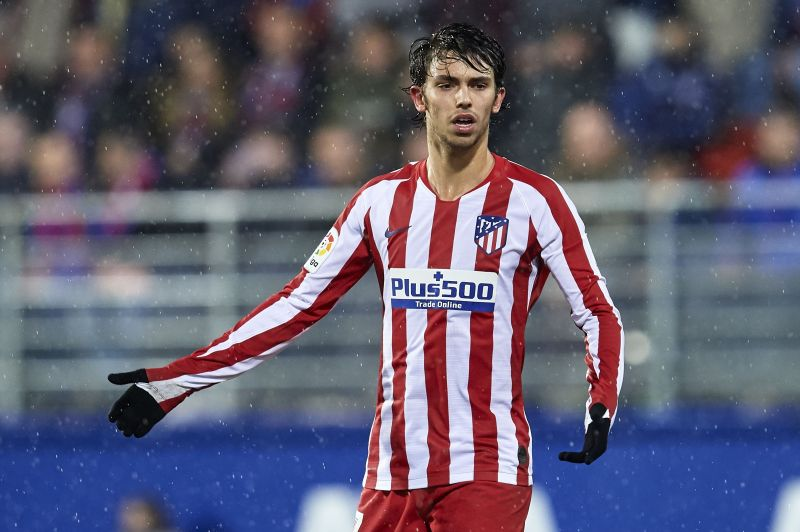 Joao Felix is back in contention for Atletico Madrid