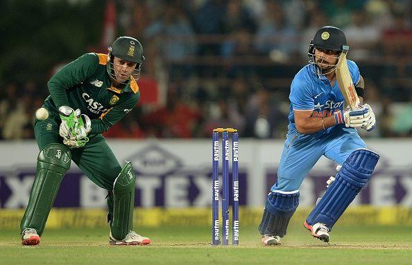 Brad Hogg has weighed in on the Kohli vs De Villiers debate