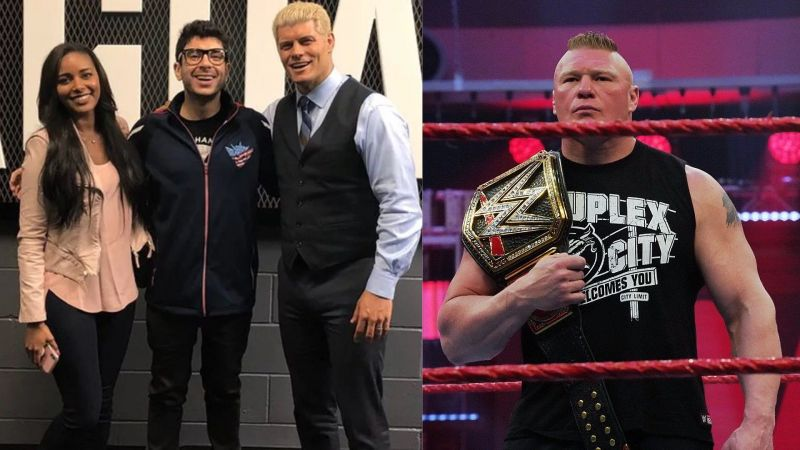 Tony Khan had something to say about the change to RAW