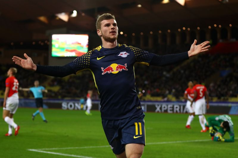 Barcelona want to sign Werner and play him in the second striker role