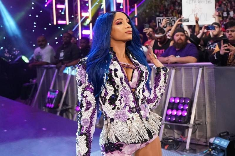 The Boss returned to WWE after SummerSlam with a new look