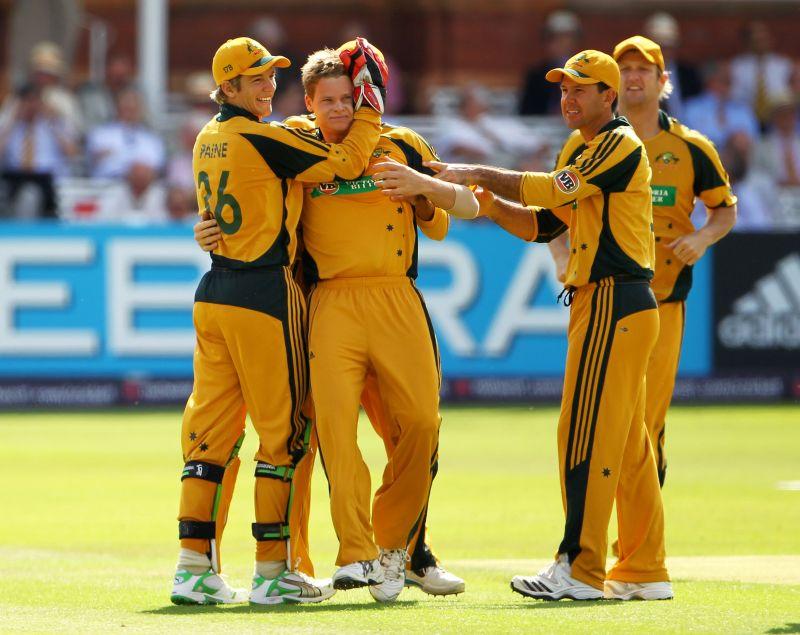 England v Australia - 5th NatWest ODI