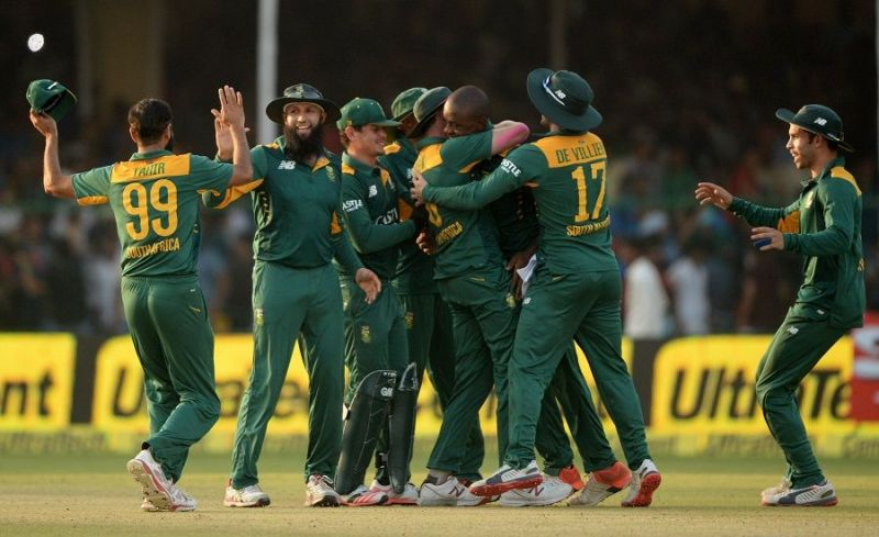 South Africa won the last bilateral ODI 2-3