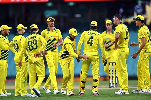 ऑस्ट्रेलिया की एकतरफा जीत