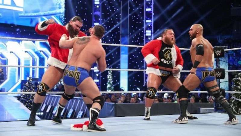 WWE had some interesting plans for The Revival at WrestleMania