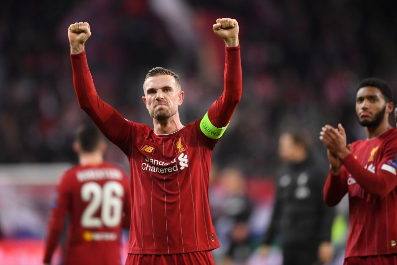 Liverpool have been a far better side when their captain Jordan Henderson has played this season