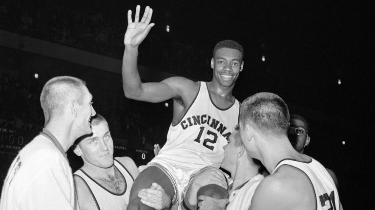 Oscar Robertson is one of the greatest guards of all time
